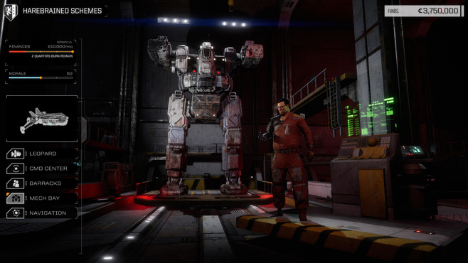 BATTLETECH Screenshot 8