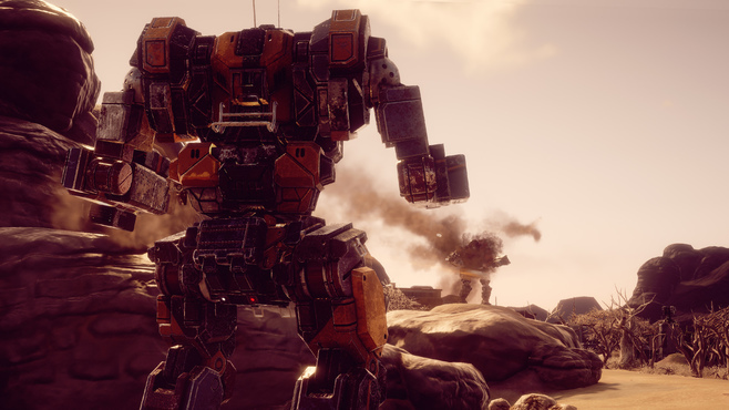 BATTLETECH - Digital Deluxe Content Screenshot 3