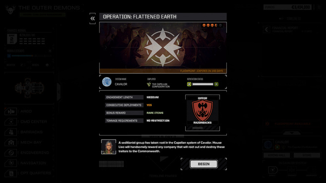 BATTLETECH Flashpoint Screenshot 5