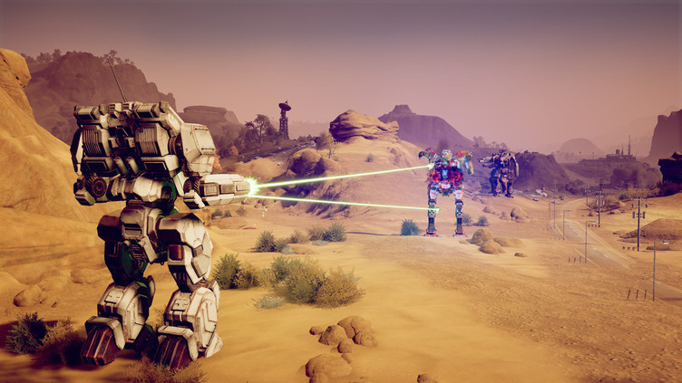 BATTLETECH Heavy Metal Screenshot 1