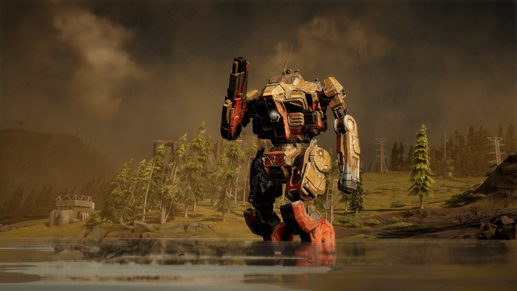 BATTLETECH Heavy Metal Screenshot 2