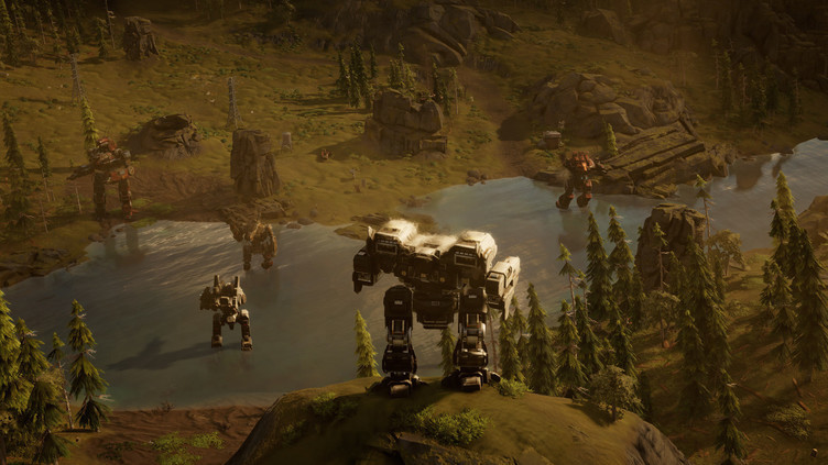 BATTLETECH Heavy Metal Screenshot 4