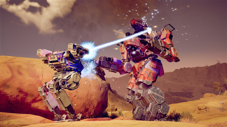 BATTLETECH Heavy Metal Screenshot 5
