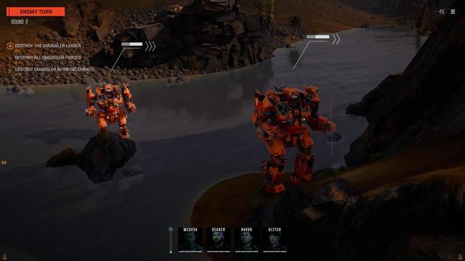 BATTLETECH Shadow Hawk Pack Screenshot 1