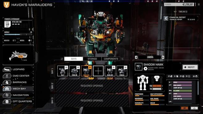 BATTLETECH Shadow Hawk Pack Screenshot 3