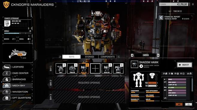 BATTLETECH Shadow Hawk Pack Screenshot 4
