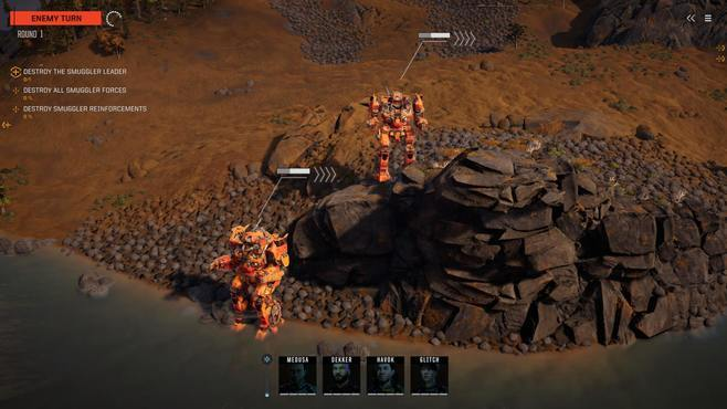 BATTLETECH Shadow Hawk Pack Screenshot 5