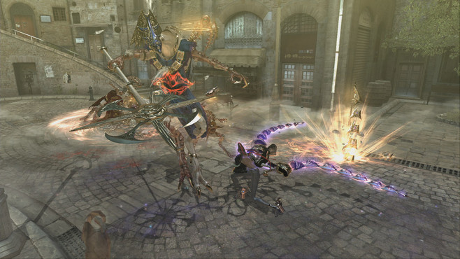 Bayonetta Screenshot 11