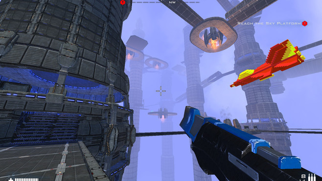 Bedlam Screenshot 2