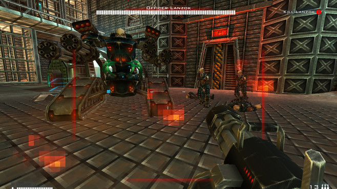 Bedlam Screenshot 3