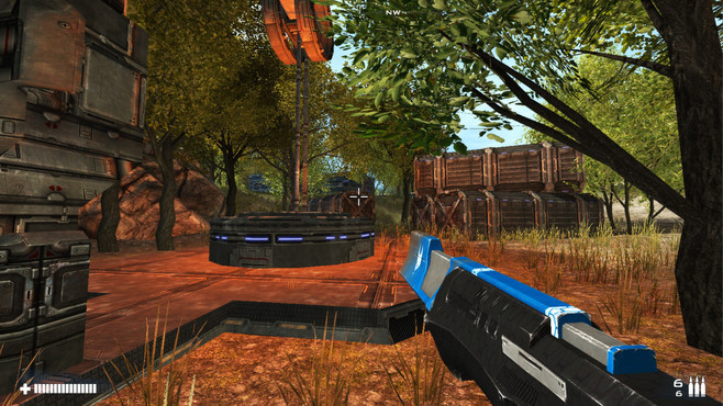 Bedlam Screenshot 5