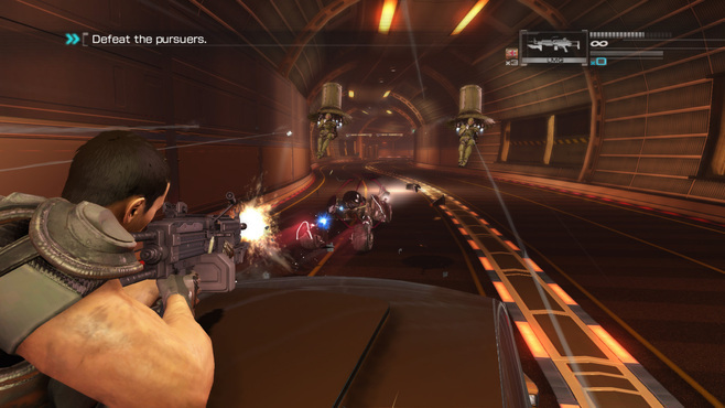 Binary Domain Collection Screenshot 9