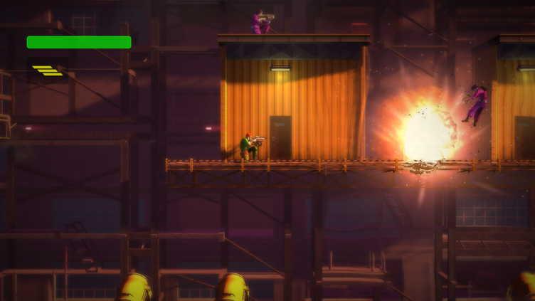 Bionic Commando: Rearmed Screenshot 3