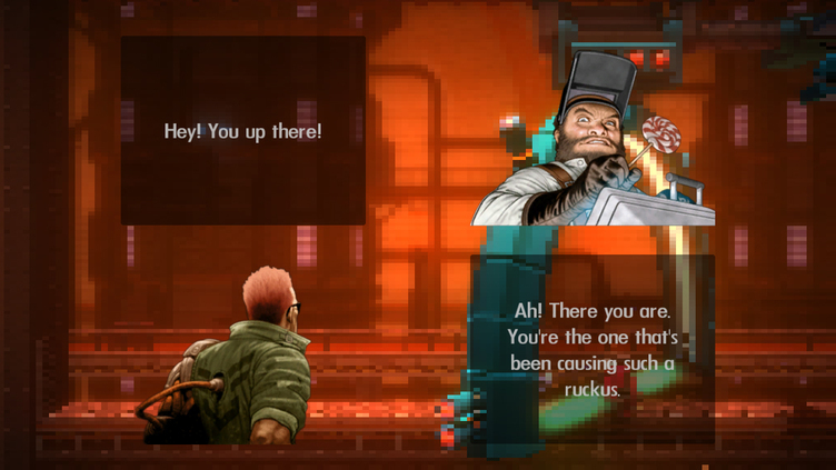 Bionic Commando: Rearmed Screenshot 4