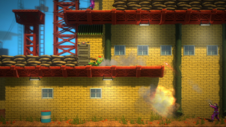 Bionic Commando: Rearmed Screenshot 8