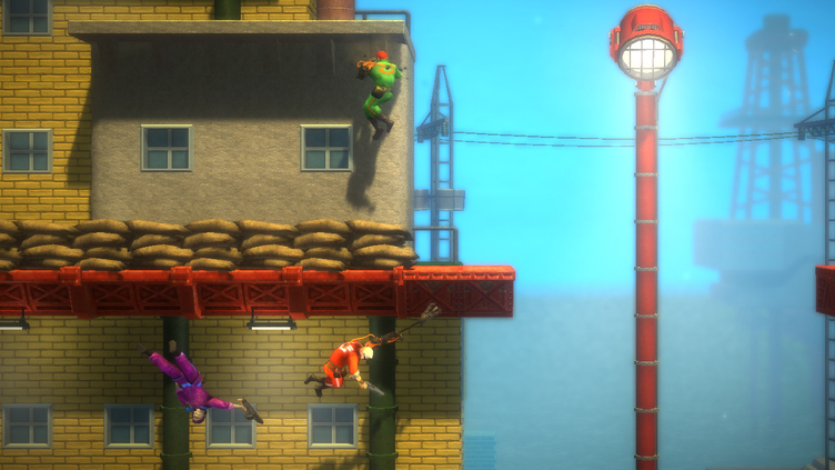 Bionic Commando: Rearmed Screenshot 9