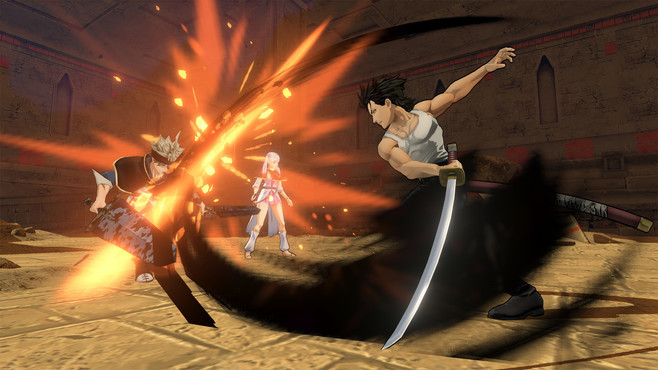 Black Clover Quartet Knights - Deluxe Edition Screenshot 8