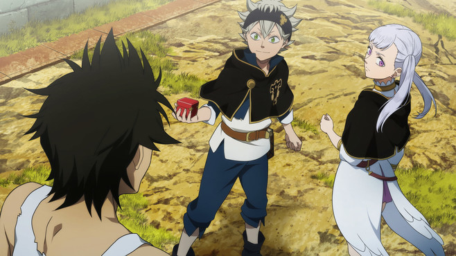 Black Clover Quartet Knights - Deluxe Edition Screenshot 10