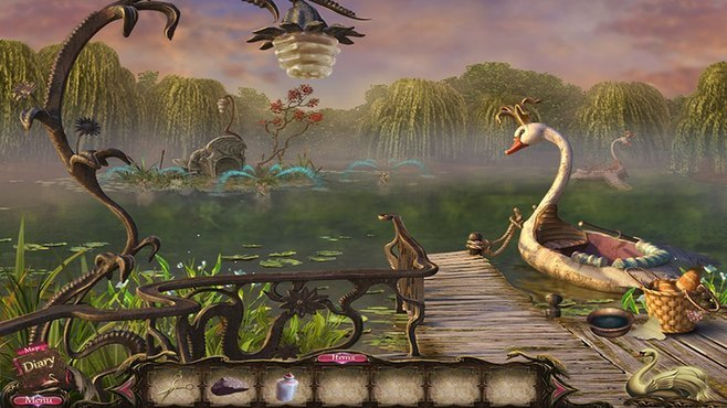 Black Swan Collector's Edition Screenshot 1