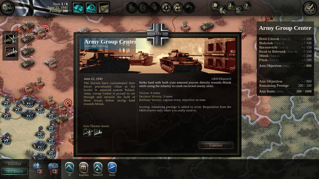 Unity of Command - Black Turn DLC Screenshot 6