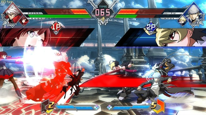 BlazBlue: Cross Tag Battle Screenshot 8
