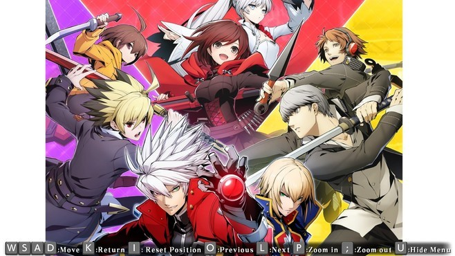 BlazBlue: Cross Tag Battle Screenshot 9