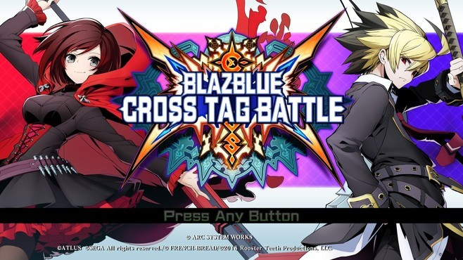 BlazBlue: Cross Tag Battle - Deluxe Edition Screenshot 1