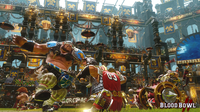 Blood Bowl 2 Screenshot 5