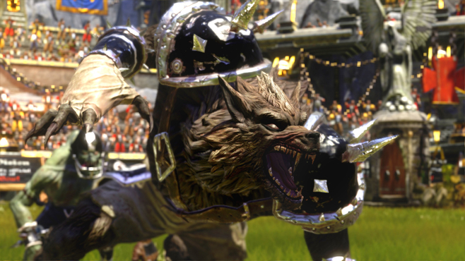 Blood Bowl 2 - Necromantic DLC Screenshot 2