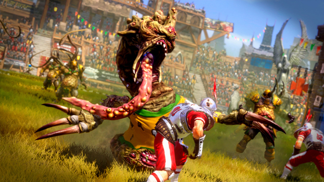 Blood Bowl 2 - Nurgle DLC Screenshot 2