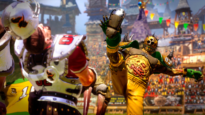 Blood Bowl 2 - Nurgle DLC Screenshot 3