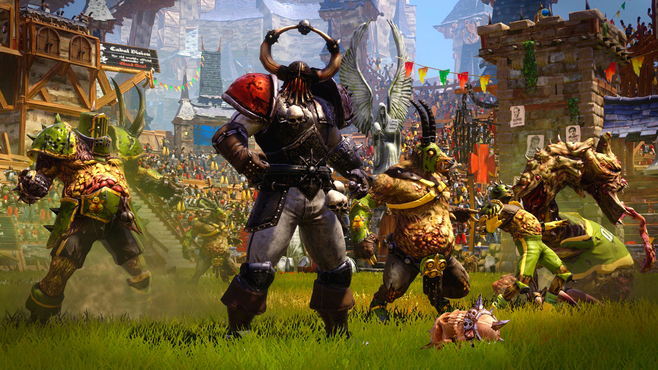 Blood Bowl 2 - Nurgle DLC Screenshot 5