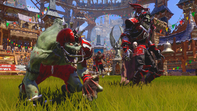 Blood Bowl 2: Official Expansion + Team Pack Screenshot 9