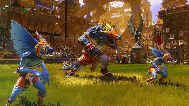 Blood Bowl 2 - Team Pack Screenshot 6