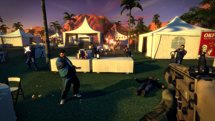 Blue Estate The Game Screenshot 3
