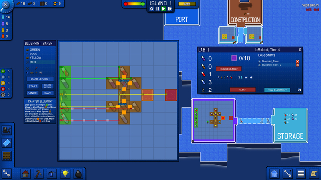 Blueprint Tycoon Screenshot 3