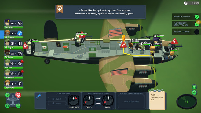 Bomber Crew - Deluxe Edition Screenshot 4