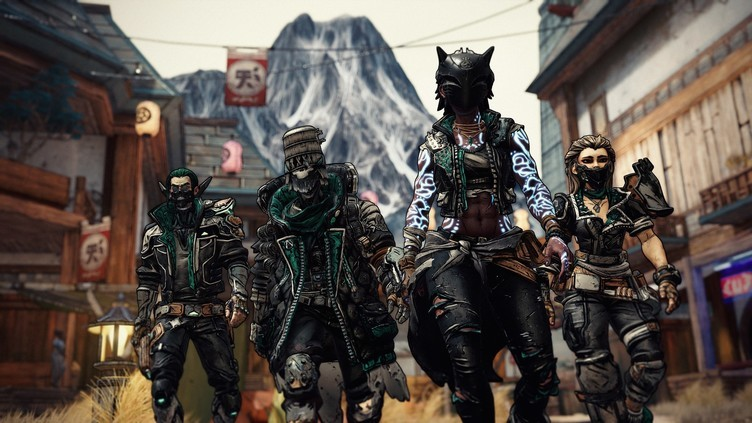 Borderlands 3: Bounty of Blood Screenshot 2