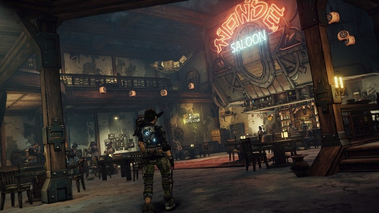 Borderlands 3: Bounty of Blood Screenshot 4