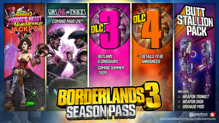 Borderlands 3: Season Pass (Epic) Screenshot 1