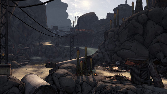 Borderlands: Game of the Year Enhanced Screenshot 1
