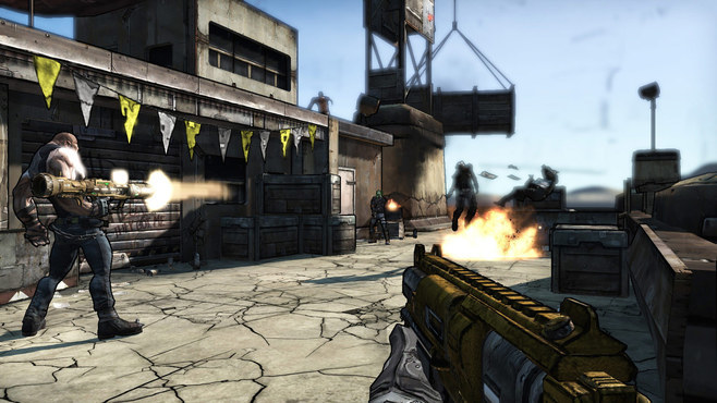 Borderlands: Game of the Year Enhanced Screenshot 2