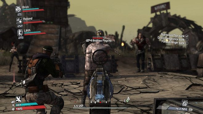 Borderlands: Game of the Year Enhanced Screenshot 4