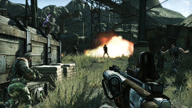 Borderlands: Game of the Year Enhanced Screenshot 10