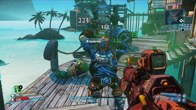 Borderlands: The Handsome Collection Screenshot 3