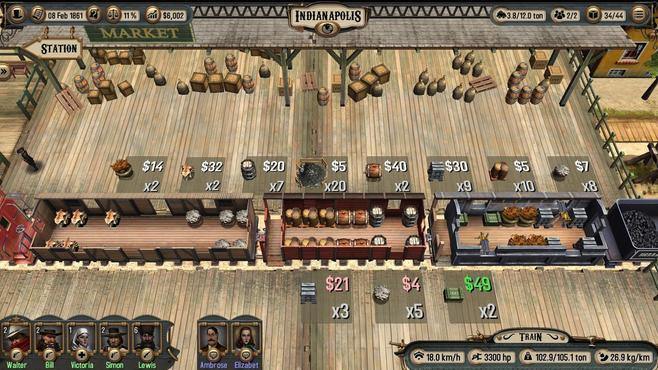 Bounty Train Screenshot 5