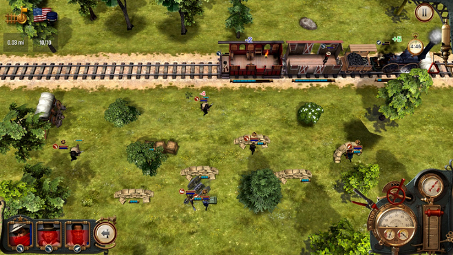 Bounty Train Screenshot 7