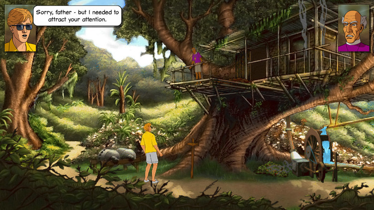 Broken Sword 2 - The Smoking Mirror: Remastered Screenshot 3