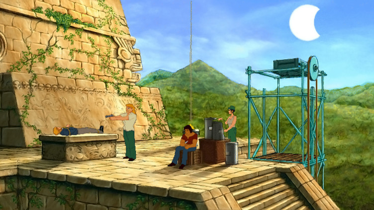 Broken Sword 2 - The Smoking Mirror: Remastered Screenshot 6