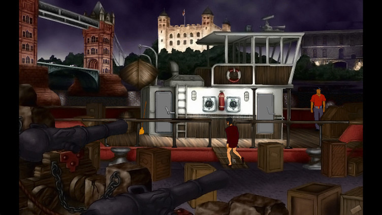 Broken Sword 2 - The Smoking Mirror: Remastered Screenshot 9